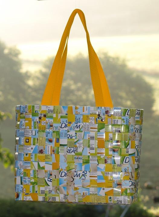 Cara Membuat Tas Dari Barang Bekas Beserta Gambarnya : membuat, barang, bekas, beserta, gambarnya, Membuat, Sedotan, Spirit, Dhuha