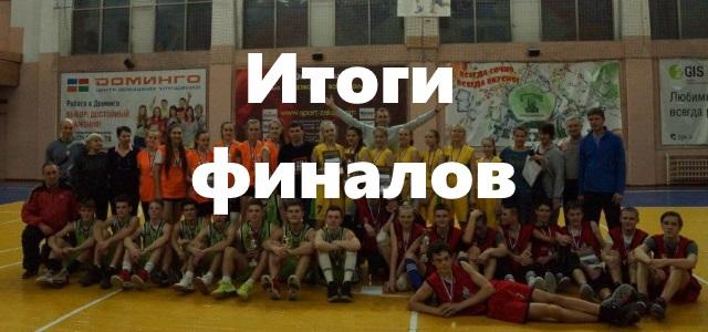 Итоги финалов муниципального этапа «КЭС-Баскет» лиги