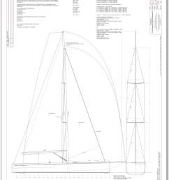 racing yacht diagram [ 788 x 1044 Pixel ]