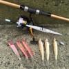 ヤリイカ釣りで使用する「ウキ」について考える
