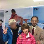 釣りガールみっぴとのマル秘画像アリ 札幌フィッシングショー2017