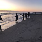 道北オホーツク海の鮭釣りは厳し過ぎ(^^;;
