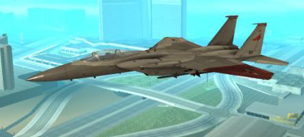 Gta San Andreas-koodit Lentokoneet