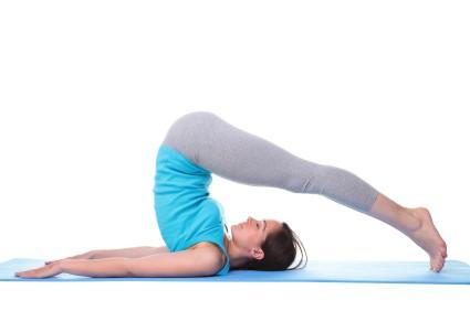 ce exercită yoga de la varicoză