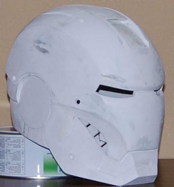 Железный человек шлем