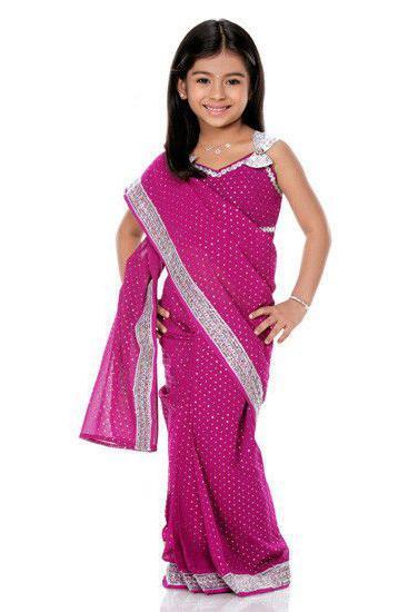 Sari Ấn Độ cho các cô gái