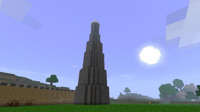 Hur man bygger en cirkel i Minecraft