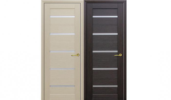 Экошпон, отличия от натурального, нюансы выбора в межкомнатные двери