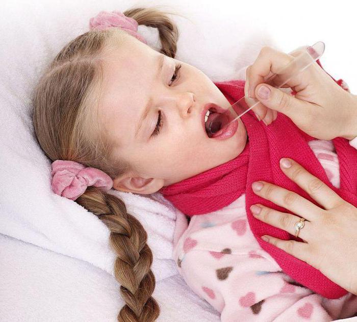 Лечение ларингита у ребенка. Ларингит у грудничка: особенности и способы борьбы с патологией