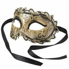 MEZZA faccia GESSO taglio Divertente Costume Maschera in lattice per bambini /& adulti halloween