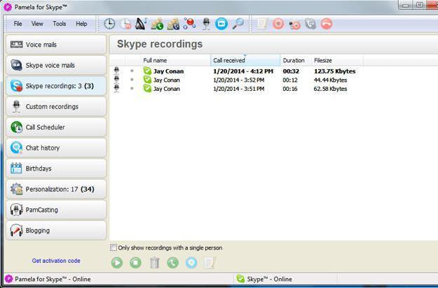 Jak vysílat hudbu v Skype