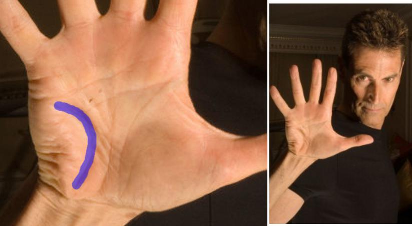 Cum să dezlegi liniile din palma. Linii rare pe mână: linia de divorț