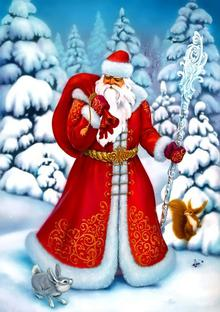 Jaka jest różnica między Świętym Mikołaja