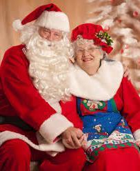 Santa Claus Family.