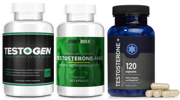 hipertenzija testosteronas