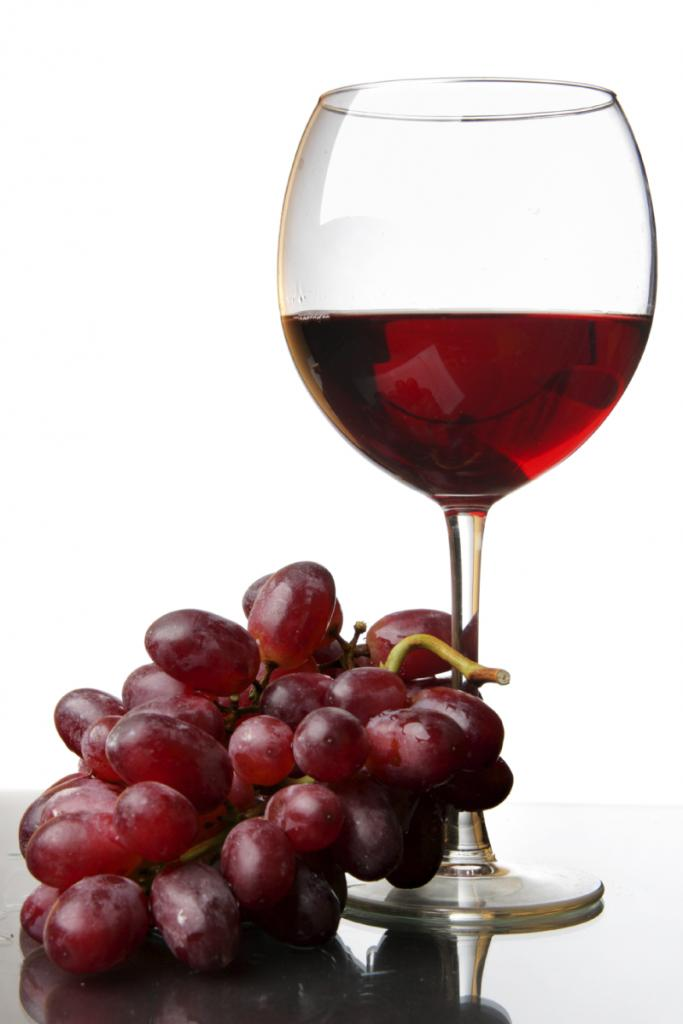 raudonojo vyno širdies sveikata vynuogių sultys)
