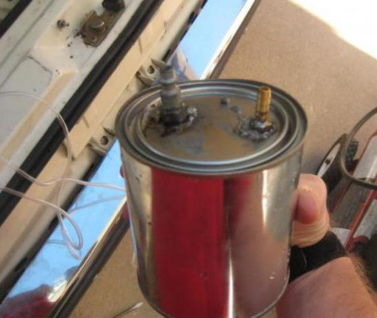 Compresor pentru generatorul de fum afumat rece