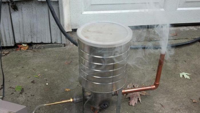 Ce compresor pentru generatorul de fum