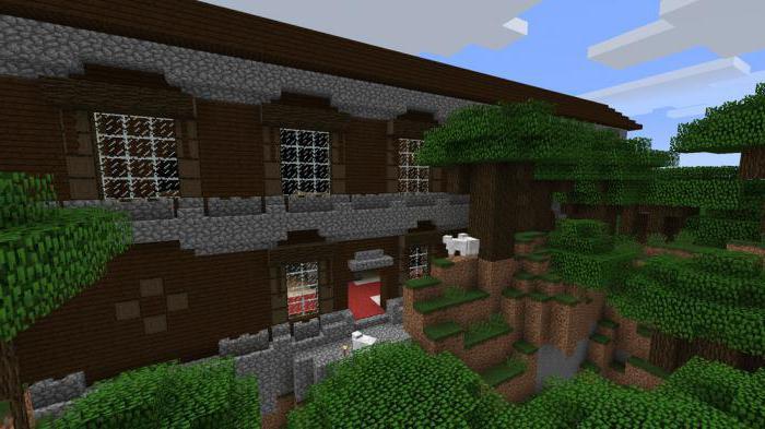 Forest Mansion Paano Gumawa ng Minecraft.