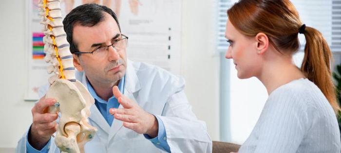 Связь между остеохондрозом и резкой потерей веса. Методики проведения озонотерапии