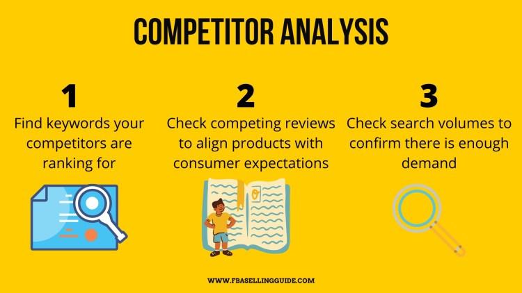 amazon competitor analysis