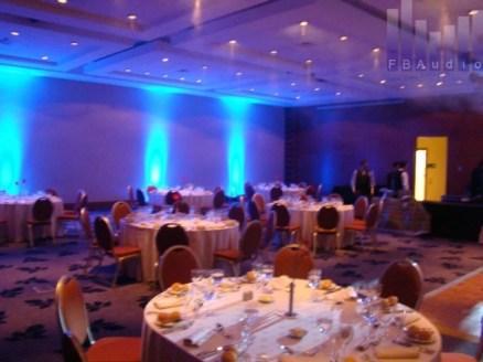 Hotel Sheraton Miramar - Iluminación perimetral