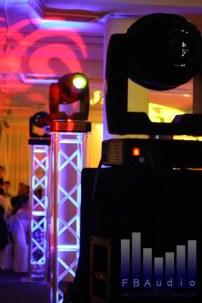 Iluminación Fiestas Matrimonios Pista de baile Hippocampus