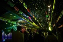 Iluminación, bola de espejos, cortina Led RGB. Matrimononios y fiestas en genaral - Club de Golf Granadilla - Viña del Mar