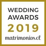Premio matrimonios.cl 2019