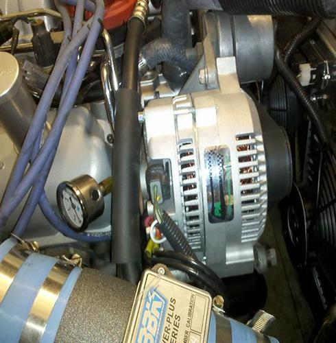 98 mustang gt wiring diagram for 7 pin trailer plug uk 130 amp alternator (87-93) 5.0