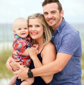 MIcah Powell and Family
