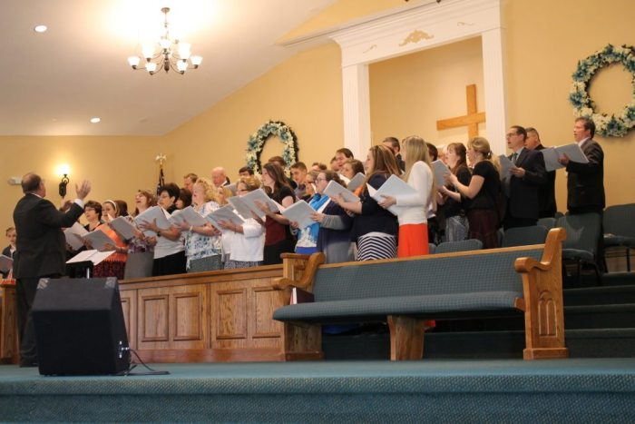 Faith Baptist Church Choir