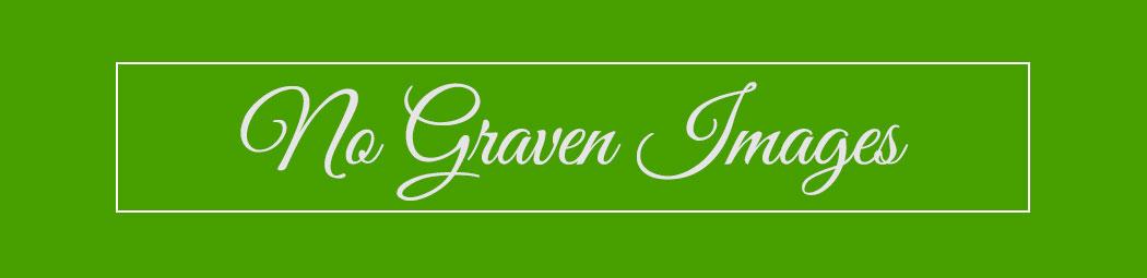 no graven images header image