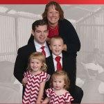 brandon heselschwerdt family image