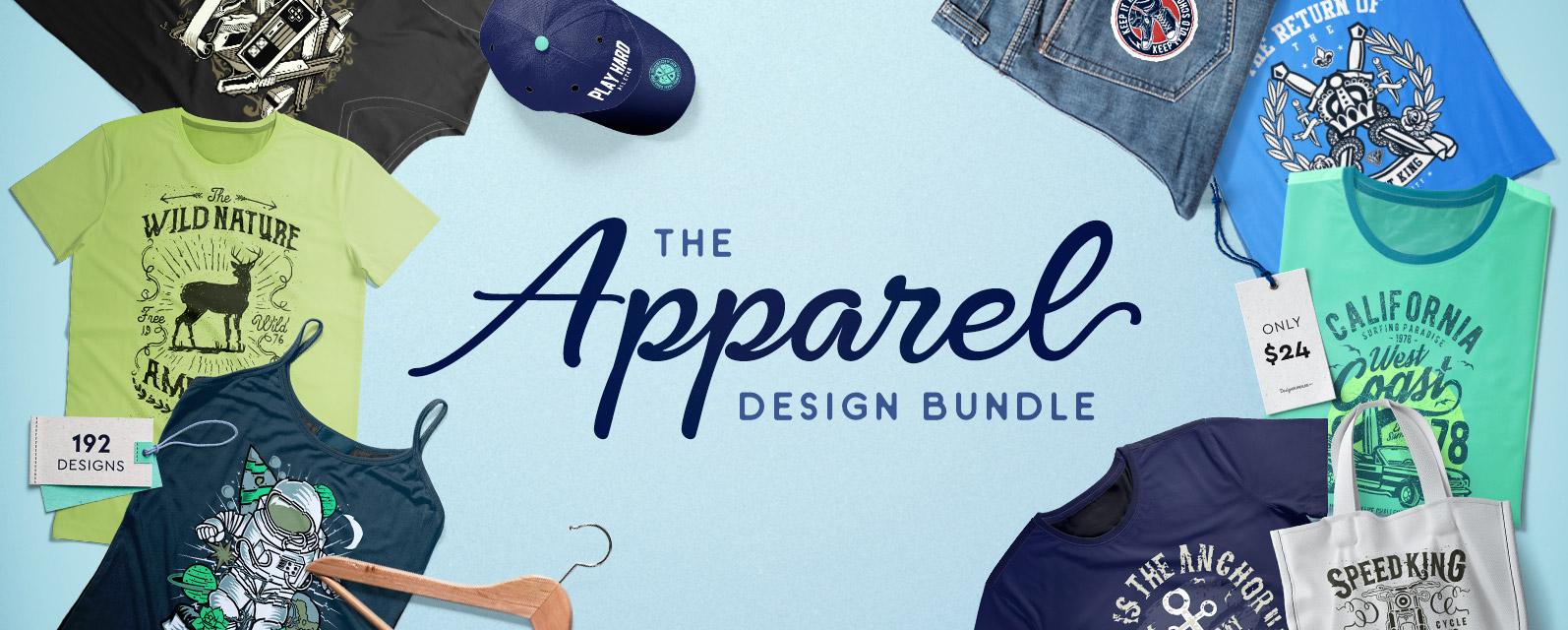 the apparel design bundle