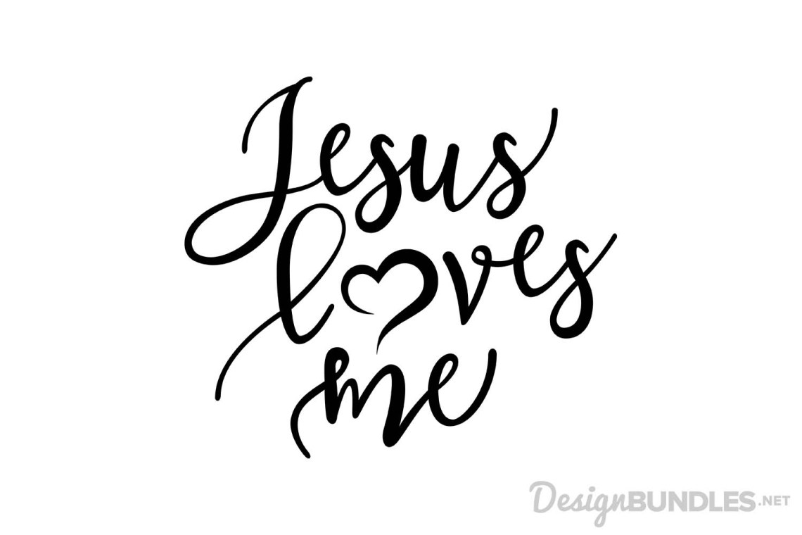 Download Jesus Loves Me