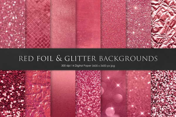 Pink Gold Texture Photoshop - Year of Clean Water