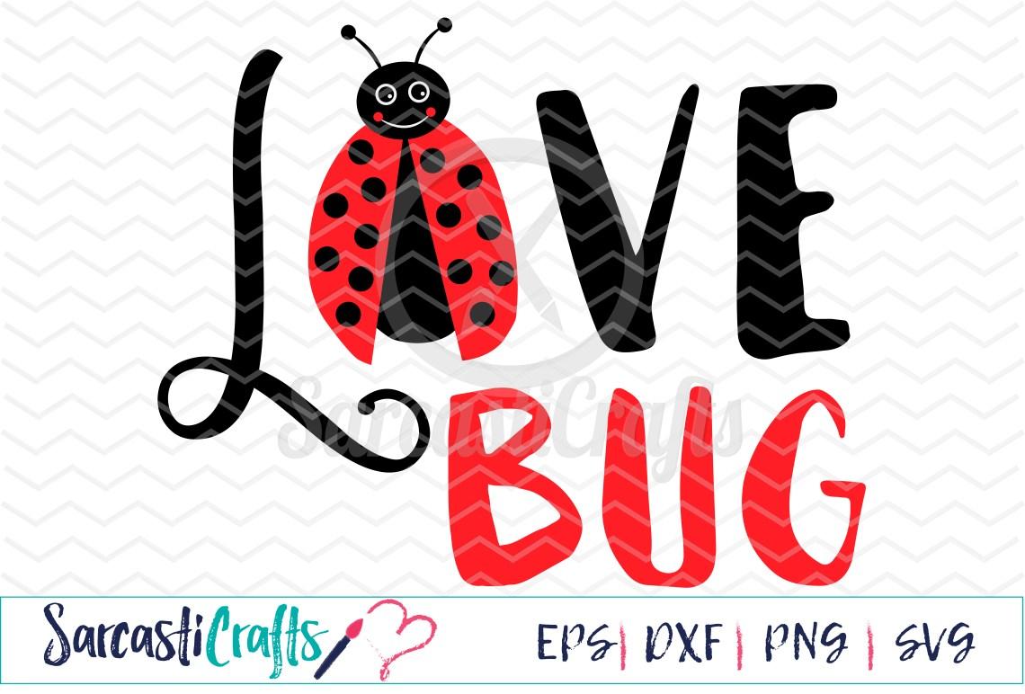 Download Love Bug - Digital Printable - Cuttable File - Digital ...
