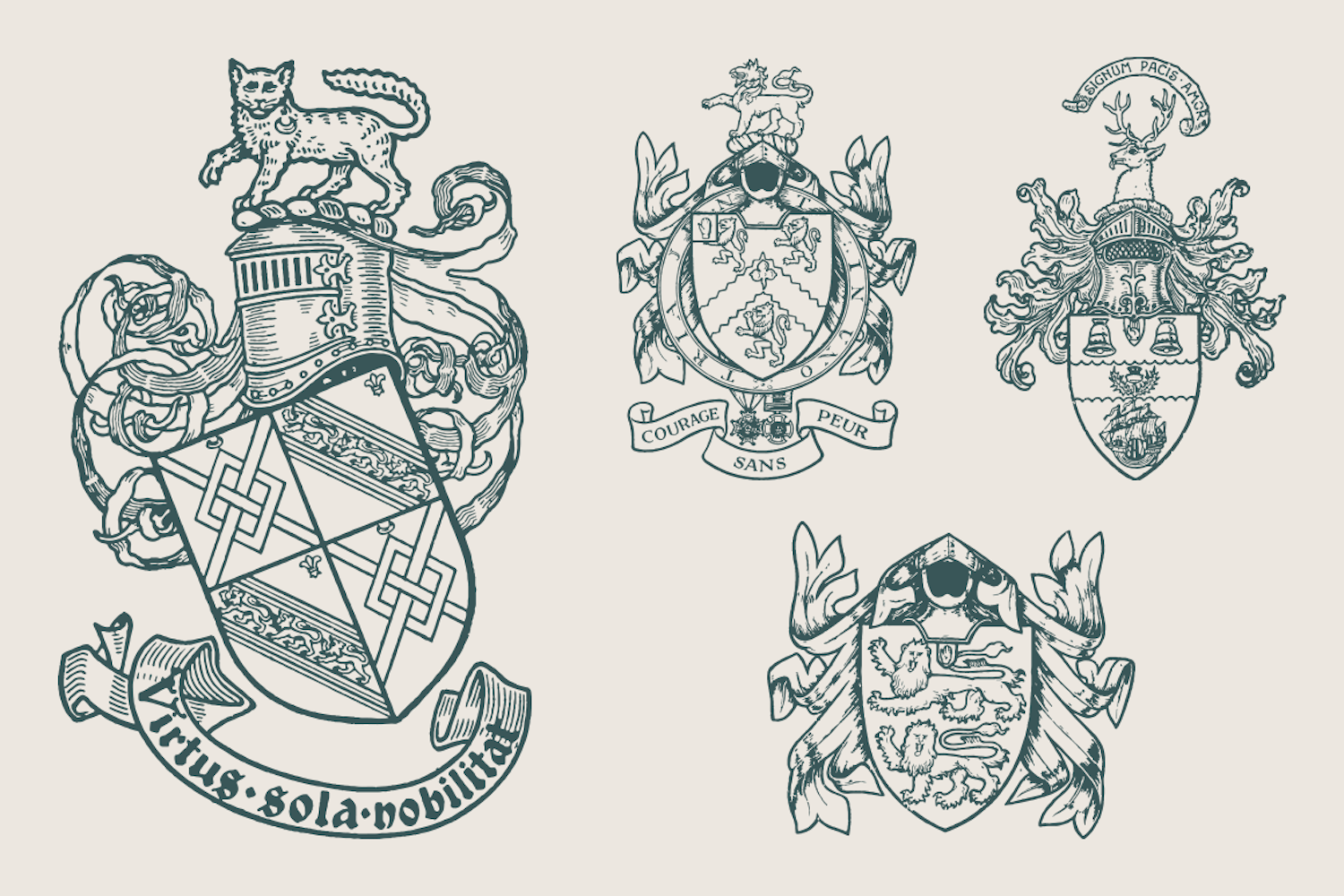 25 Coat Of Arms