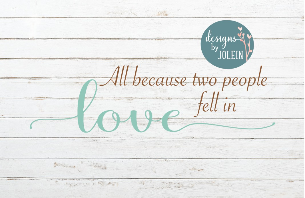 Download All because two people fell in love SVG, DXF, PNG