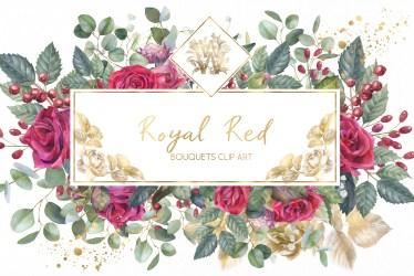 border floral clip rose watercolor marsala graphic designer follow clipground