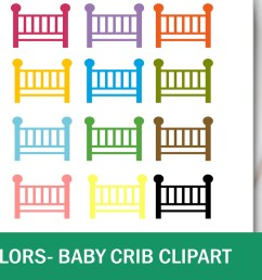 40 baby crib clipart colorful baby crib transparent images example image 1 [ 1500 x 1000 Pixel ]