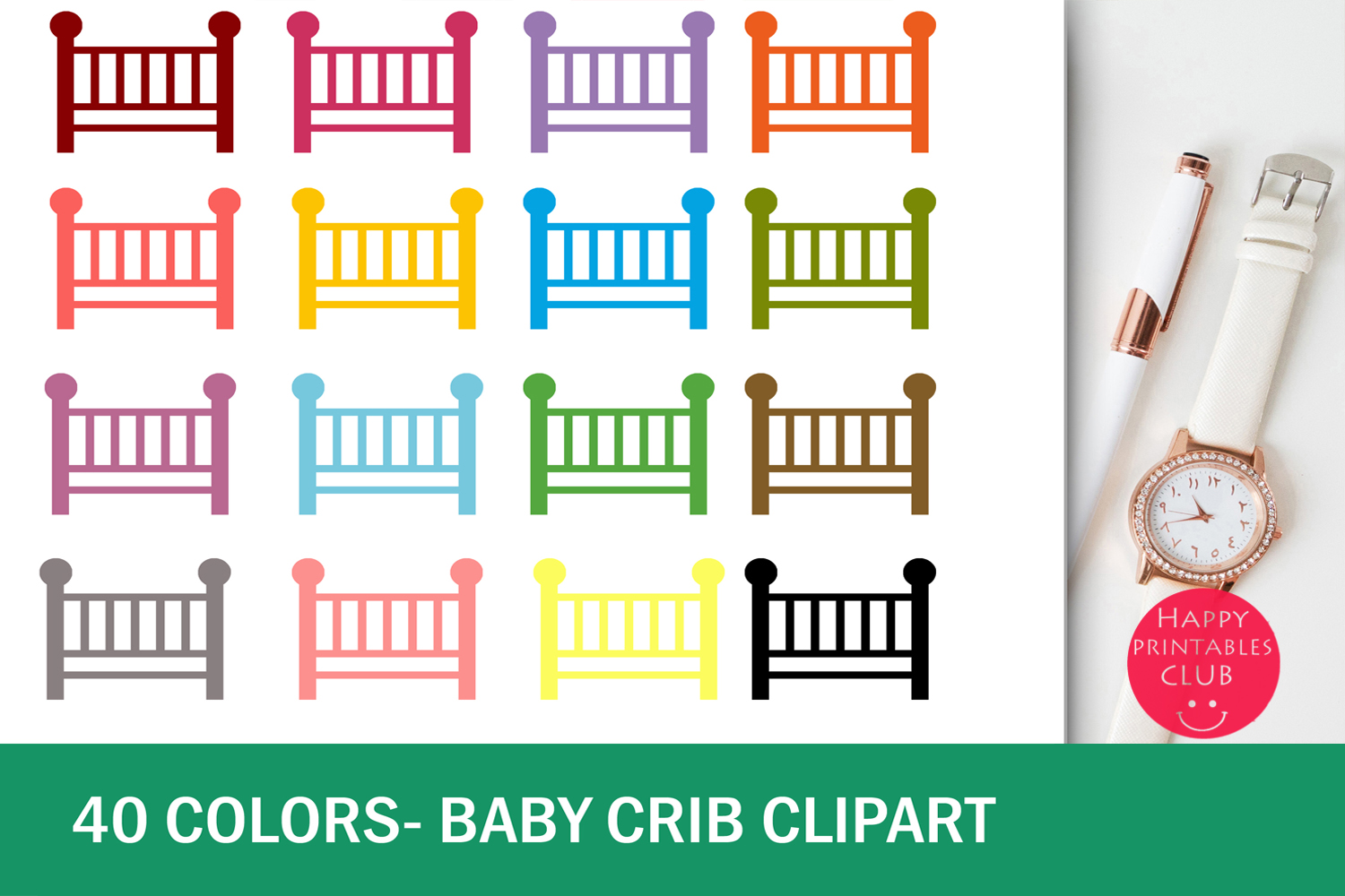 hight resolution of 40 baby crib clipart colorful baby crib transparent images example image 1
