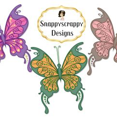 butterfly clipart example image 2 [ 1500 x 1000 Pixel ]