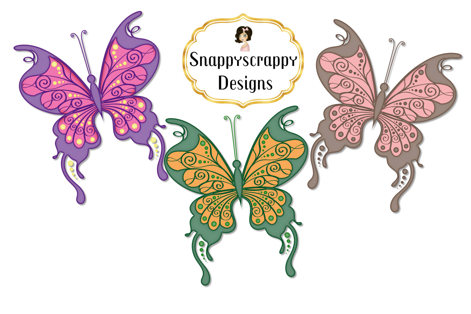 hight resolution of butterfly clipart example image 2