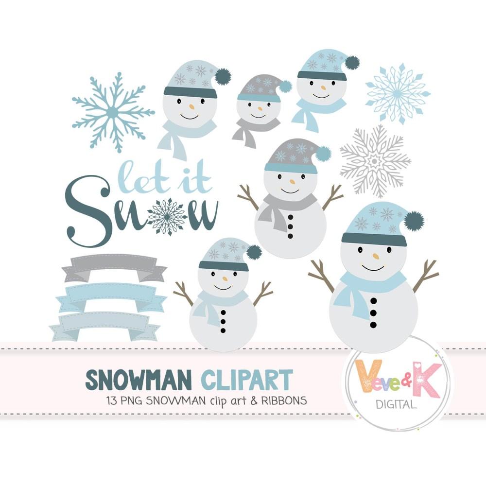 medium resolution of cute snowmen snowman clipart christmas winter clipart let it snow winter graphics