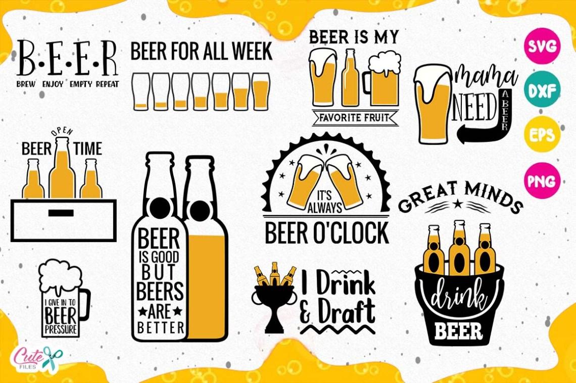 Download Beer bundle svg, Beer Sayings, Beer Humor svg