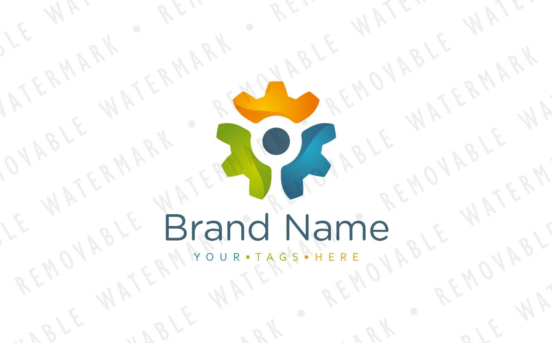 hight resolution of triple engineering logo example image 2