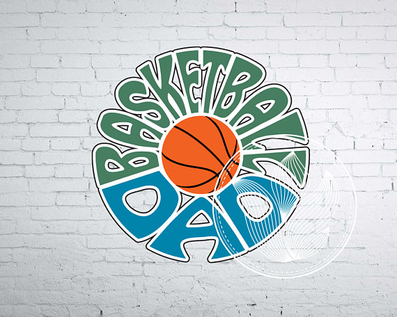 digital basketball dad word