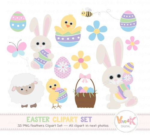 small resolution of easter bunny clipart easter clipart easter graphics spring flowers easter eggs basket